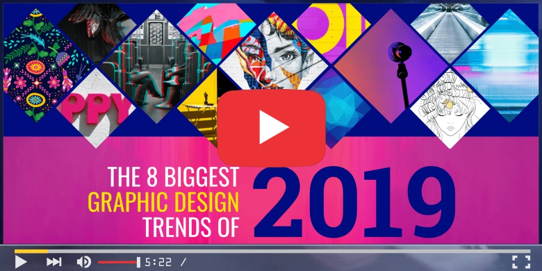 8 Graphic Design Trends
