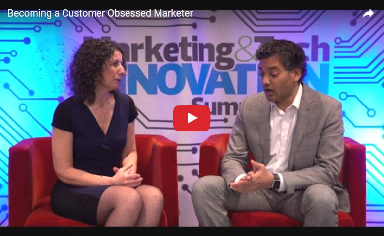 Becoming A Customer-Obsessed Marketer