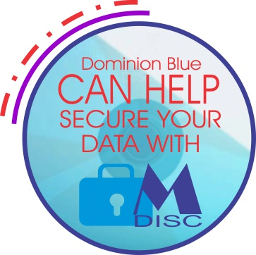 We Can Help Secure Your Data